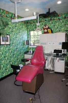 Office of Children's Dentistry of Amarillo.